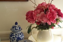 Vignette and Shelf Styling / by Brooke Wise
