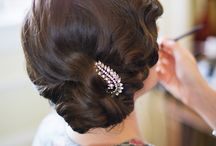 Updos / by Holly Rouse | Oh Golly, Holly!