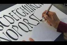 Calligraphy / by Ula Lala