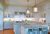 Future Kitchen_Design / by Lindsay Kleinick