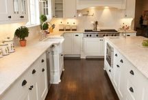 My Dream Kitchen / Kitchen Remodel Ideas / by My Whole Food Life