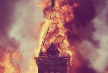 fires / by steve wood  fire-4