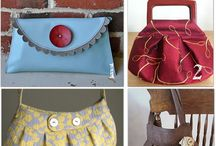 Handbags/Sewing projects / by Amber Jeffcoat