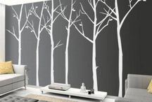 Wall Ideas/ Home Decore / by Autumn Jacobs