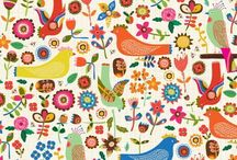 Design: Patterns / by Jennifer Griffin