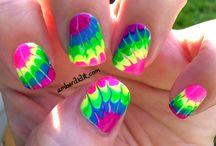 Nails / by Kimberly Gutierrez-Barrientos