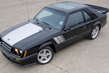1982 Ford Mustangs / 1982 Ford Mustangs / by StangBangers