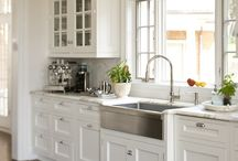 Kitchen Design  / by Jenny O'Neill
