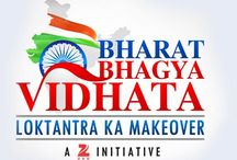 Bharat Bhagya Vidhata / Bharat Bhagya Vidhata is a Zee Media Initiative that runs on all the ZMCL channels and DNA newspaper as well as the news group's digital platforms. / by Zee News