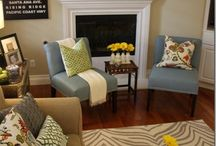 Living Room / by Laurel Bahr