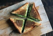 Grilled Cheese Sandwich / by Pina Guido-Armata