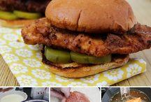 Chicken, eat until you cluck... / by Jan, blogging at... {jancooks.blogspot.com}