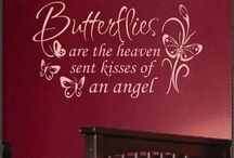 Butterflies / by Bev Katheder