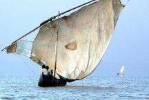 ships ,sailboats and yachts / by Divakaran Nair