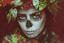 Halloween - Dia de Los Muertos / by Alessandra Migliorini