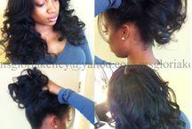 Hair / by Nessa Jackson