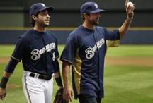 Brewers Baseball / by Sharon Behling