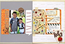 scrapbooking / by Cathy Collins