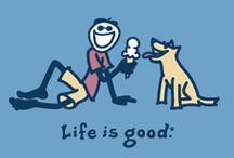 Life is good, Jake! / by Julie Albin