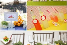 Wedding Inspiration Boards / by Revel Events