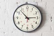 Clocks & Watches / by Sherone Urbach Noyman