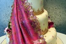 Cake - Wedding Cakes / by Veren Evania