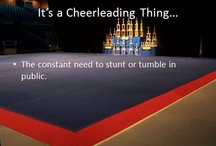 cheer! <3 / by Kourtney Craig