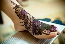Mehndi Art / by Sonia Fair Jovenall-coast