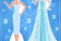 A a a Frozen page for us / by Karol Weatherman