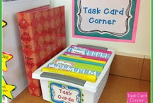 Task cards / by Kimberlie Bowie Williams