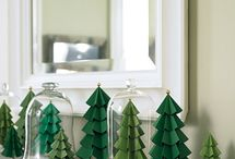 Christmas Decorations / by Patti Ewing