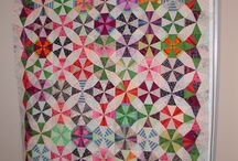 Quilts---Kaleidoscope OBW / by Sue Dodge