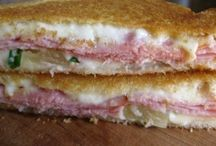 Sandwiches / by Ali Moll
