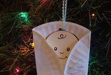 Baby Jesus Creche Ideas / by The Catholic Company