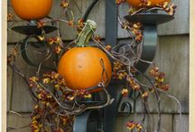 Halloween decor / by Mary Seger-Barker