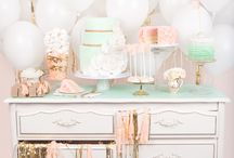 Color - Mint / by Alison, The Knotty Bride