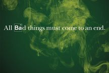 Breaking Bad / by Matters of Grey