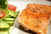 Food: Entrees: Salmon / by Char Gust