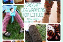 leg warmers / by Sharla Horner