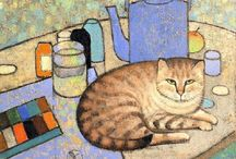 Cats / by Sally Meakin