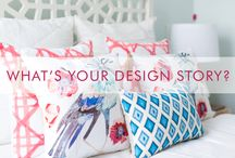 What's Your Design Story? / We love getting to know people through their design style.  Share a pic that reflects you:  could be a favorite vintage find, a vignette you proudly styled, or an entire room...it just needs to have you written all over it! / by decorist