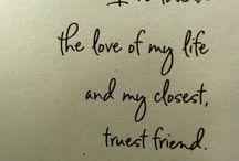 For my husband / by Lynn Grey