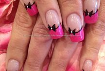 nails / by pomme acyd