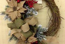 Wreaths / by Rebecca Hamby