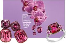 Radiant Orchid Jewellery / by Emerald Gold