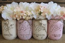 Mason jars love / by Cheryl McCook