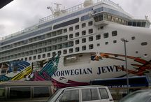 Travel Like A Norwegian / aboard NCL Jewel (7-Day Seattle - Alaska - Vancouver Cruise) / by Mari Lou