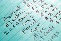 ways to save money / by Amy Riordan
