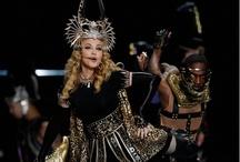 Her Madgesty Madonna / by Marissa Benchea