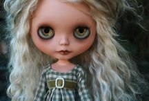 Cool doll faces / by Barb Reeves